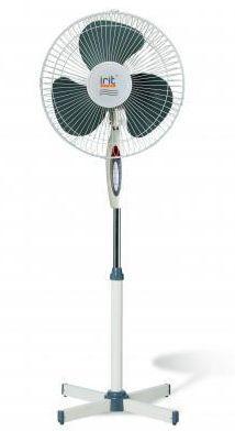 Напольный вентилятор на дачу